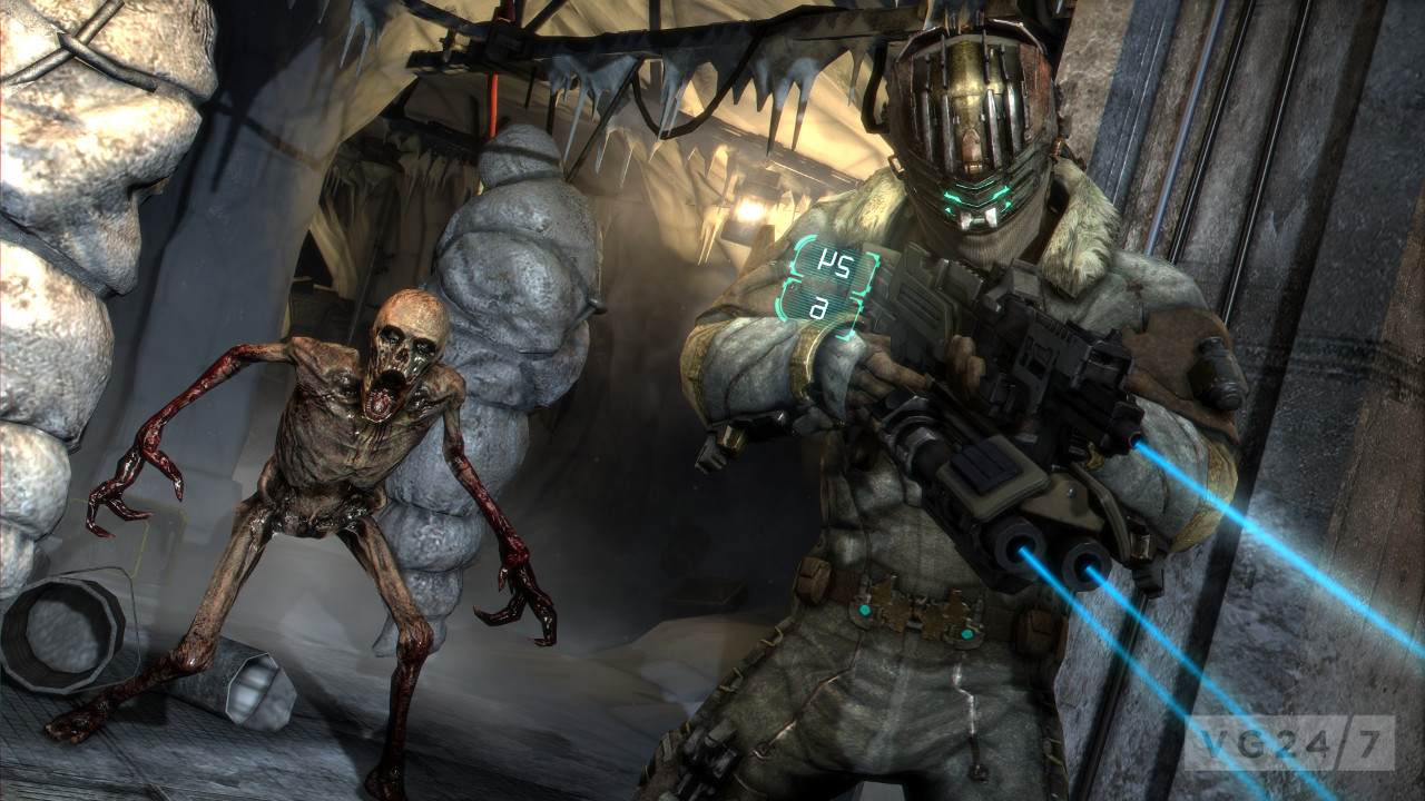 Dead Space 3: New screens take Isaac back to the horror ...