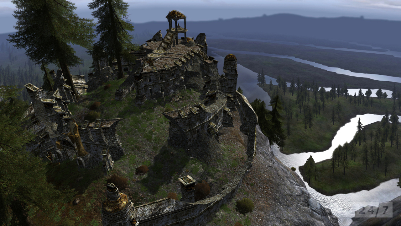 Lotro Riders Of Rohan Gets New Screens And Details Vg247