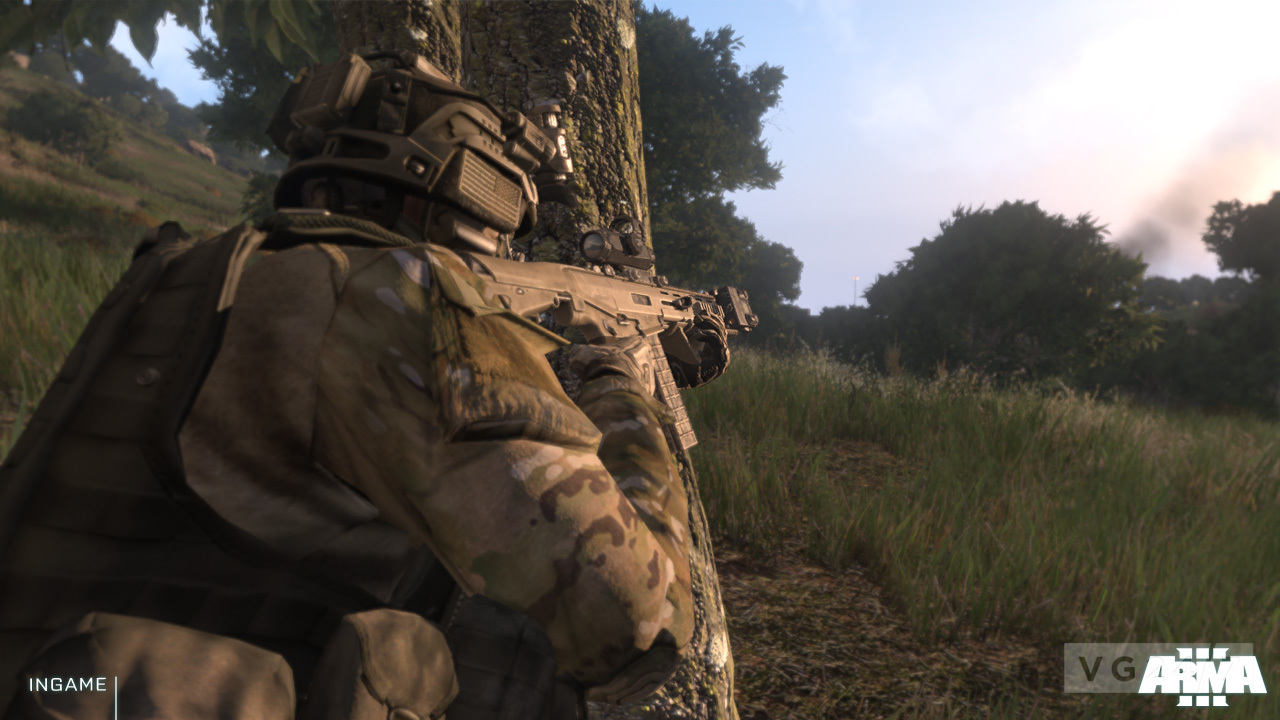 Arma 3 Screenshots Show Soldiers In Action Vg247