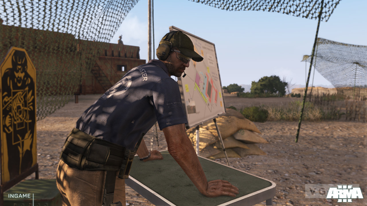 how to go thirdperson in arma 3