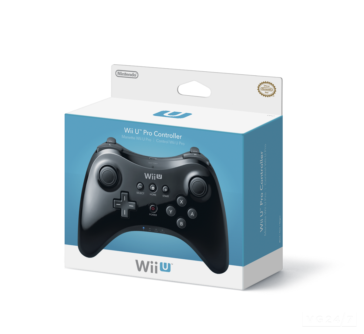 wii u console package art accessories revealed vg247. Black Bedroom Furniture Sets. Home Design Ideas