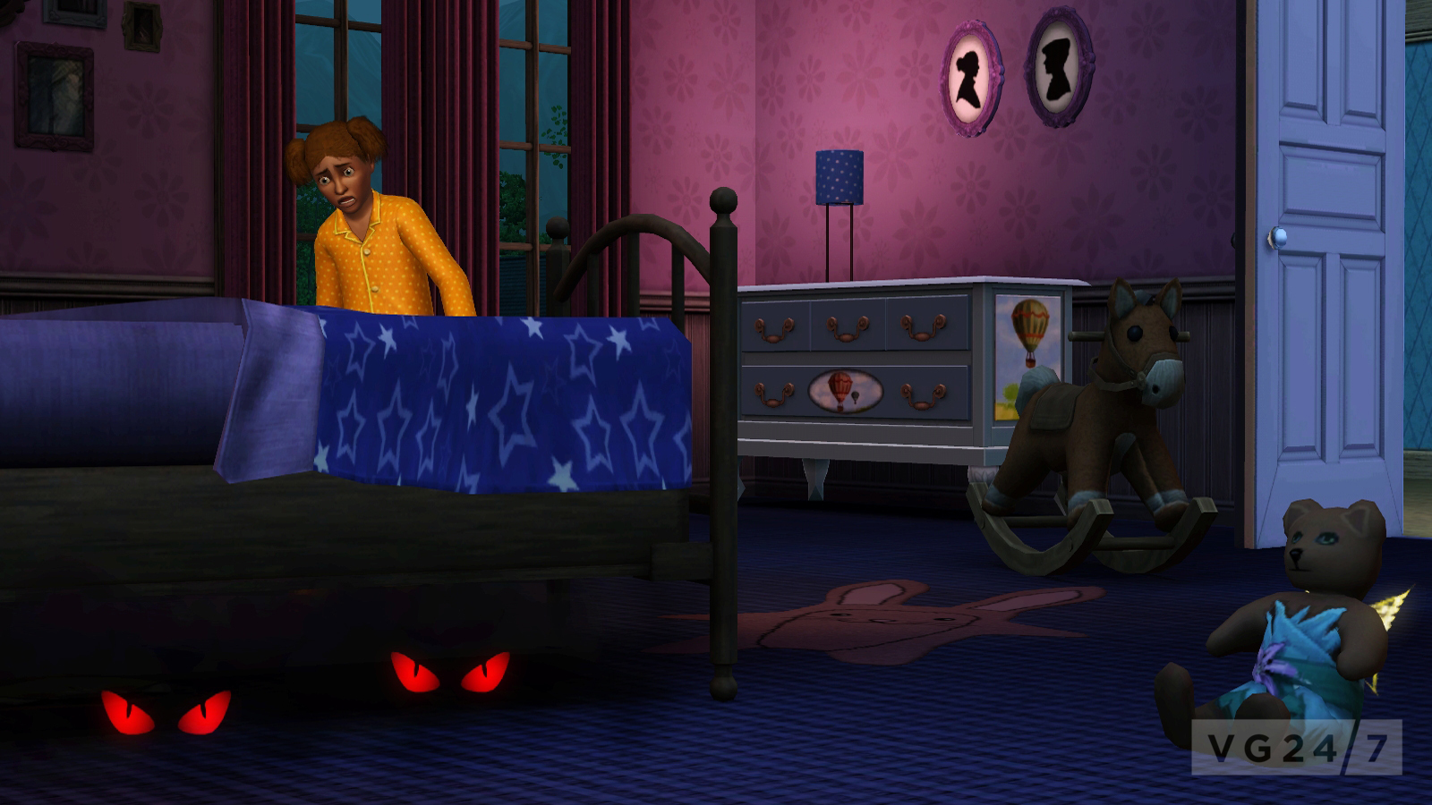 The Sims 3 Supernatural Magically Lands On Pc Today Vg247