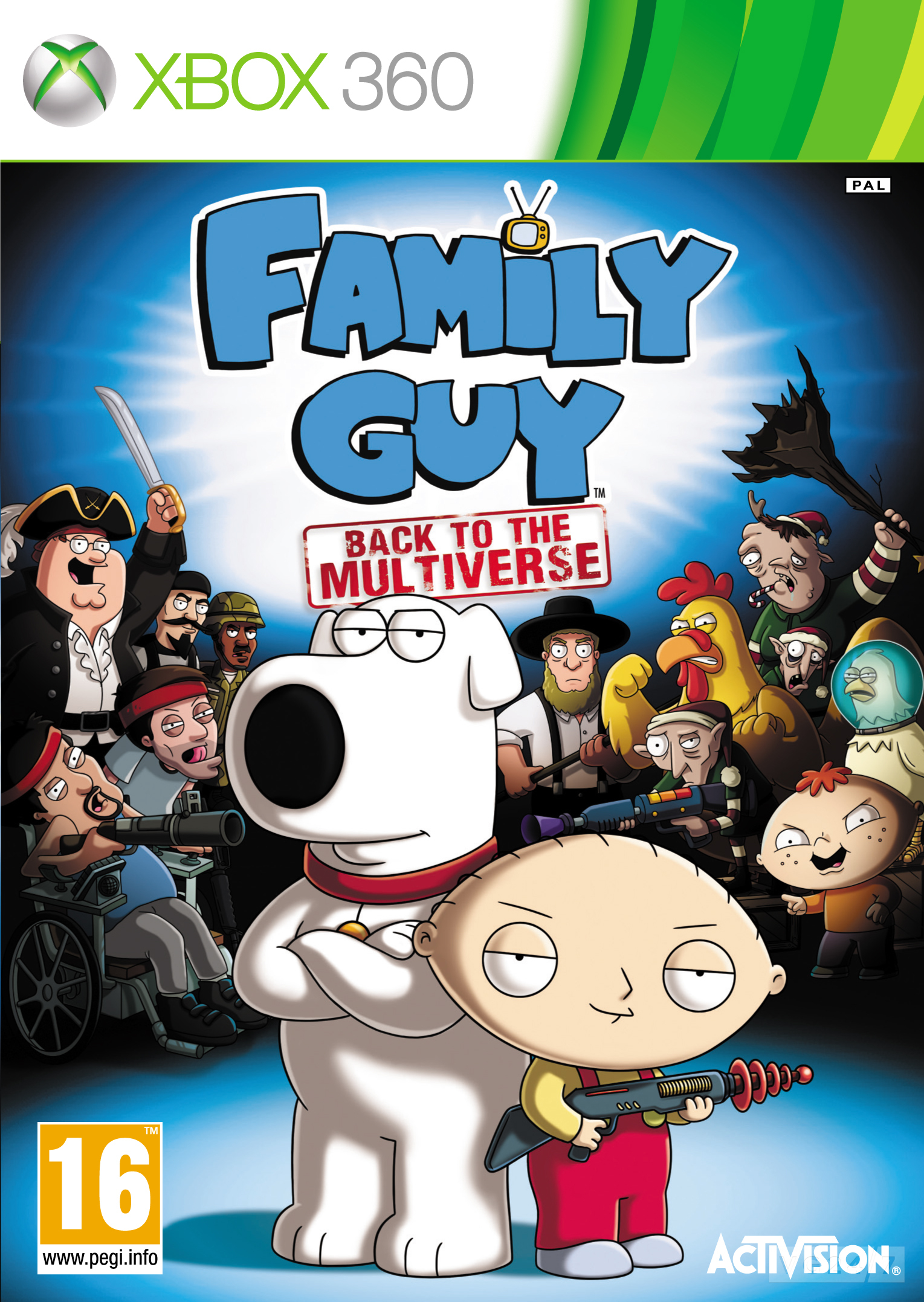 Family Guy Back To The Multiverse Release Set For -1076