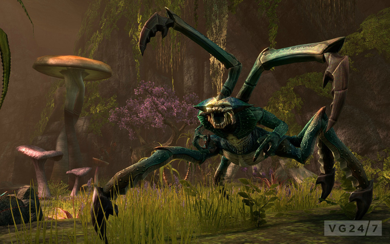 The elder scrolls online has received 14 new gameplay screens showing
