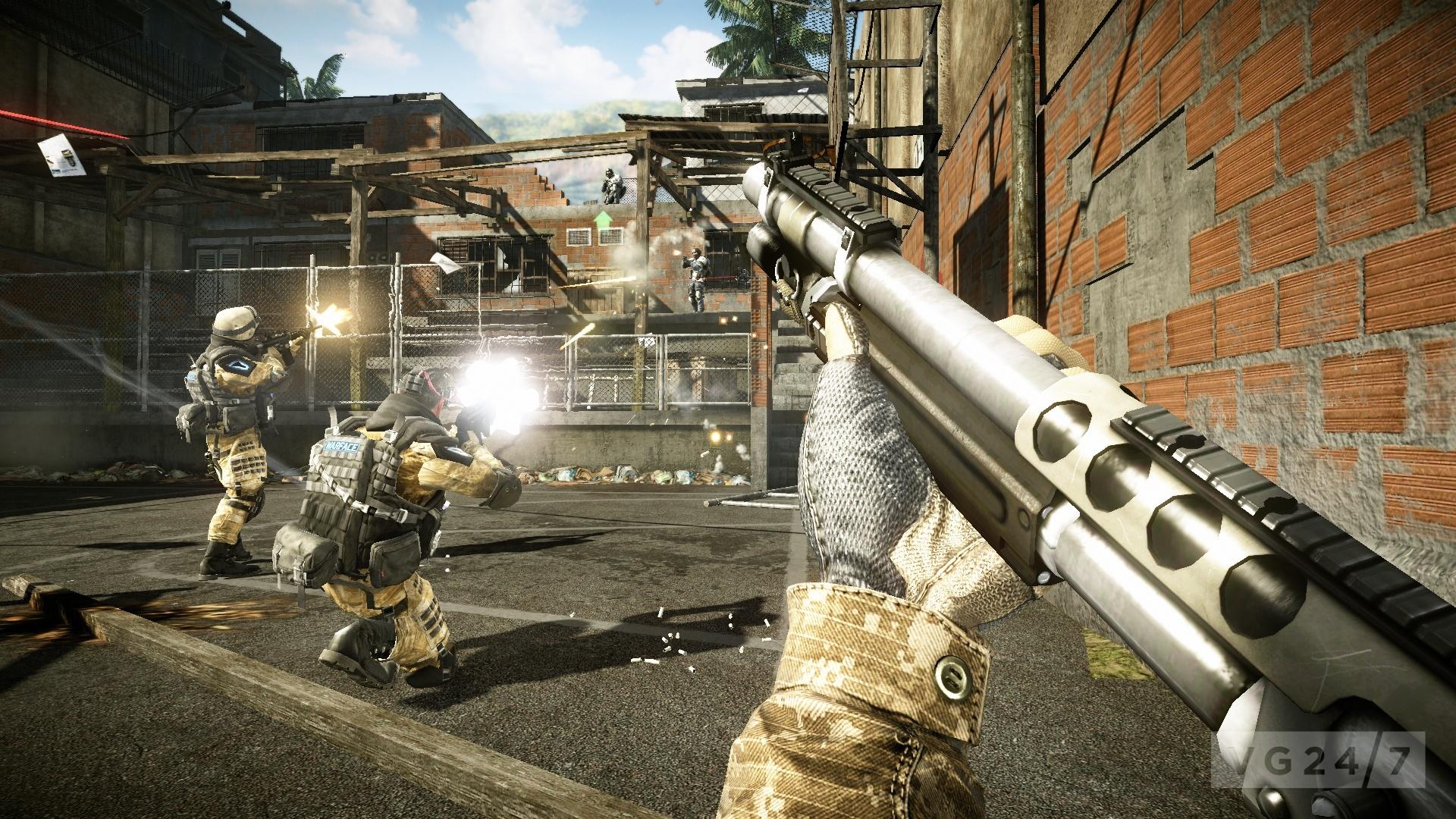 Warface screenshots show the shooter's campaign | VG247