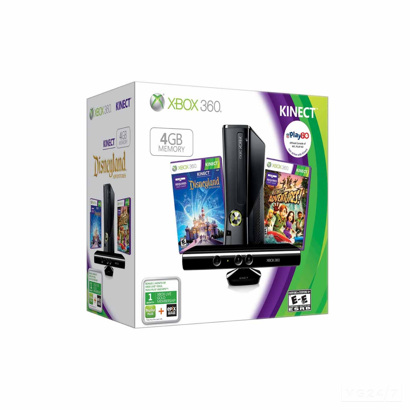 Xbox 360 Holiday 2012 bundles and $50 off promotion ...