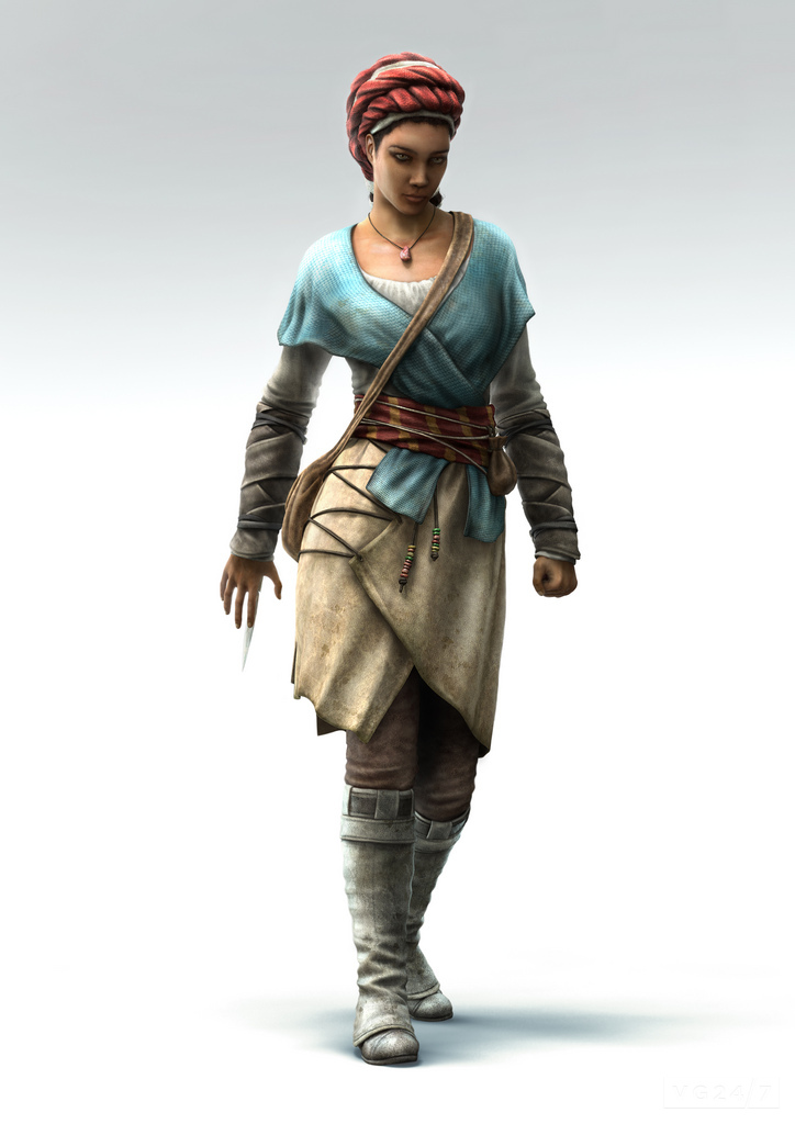 Assassin's Creed 3: Liberation has a disguise mechanic - VG247