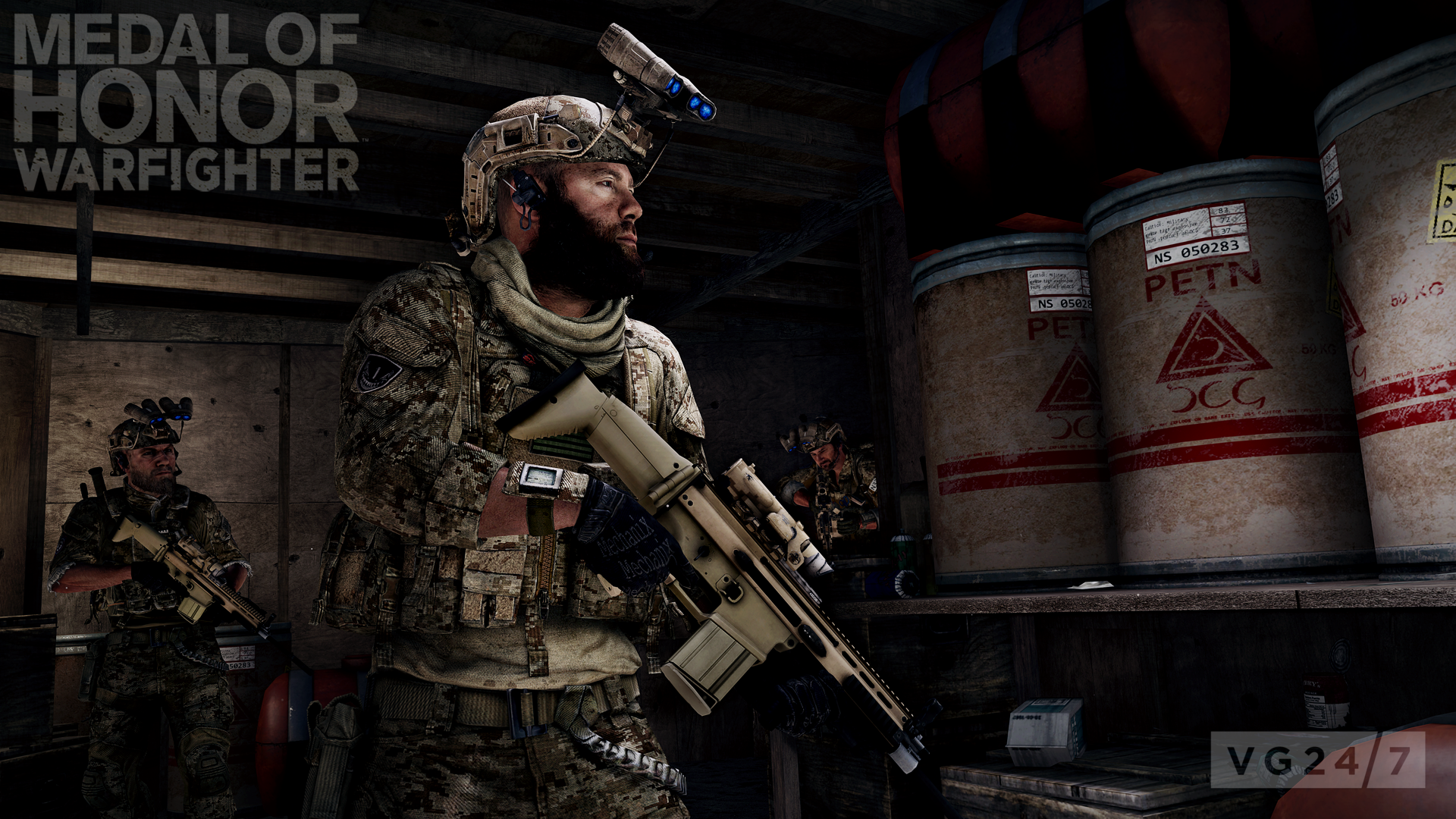 Medal Of Honor: Warfighter Launch Screens Released