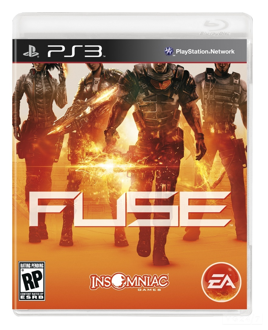 Fuse boxart chops everyone s heads off vg