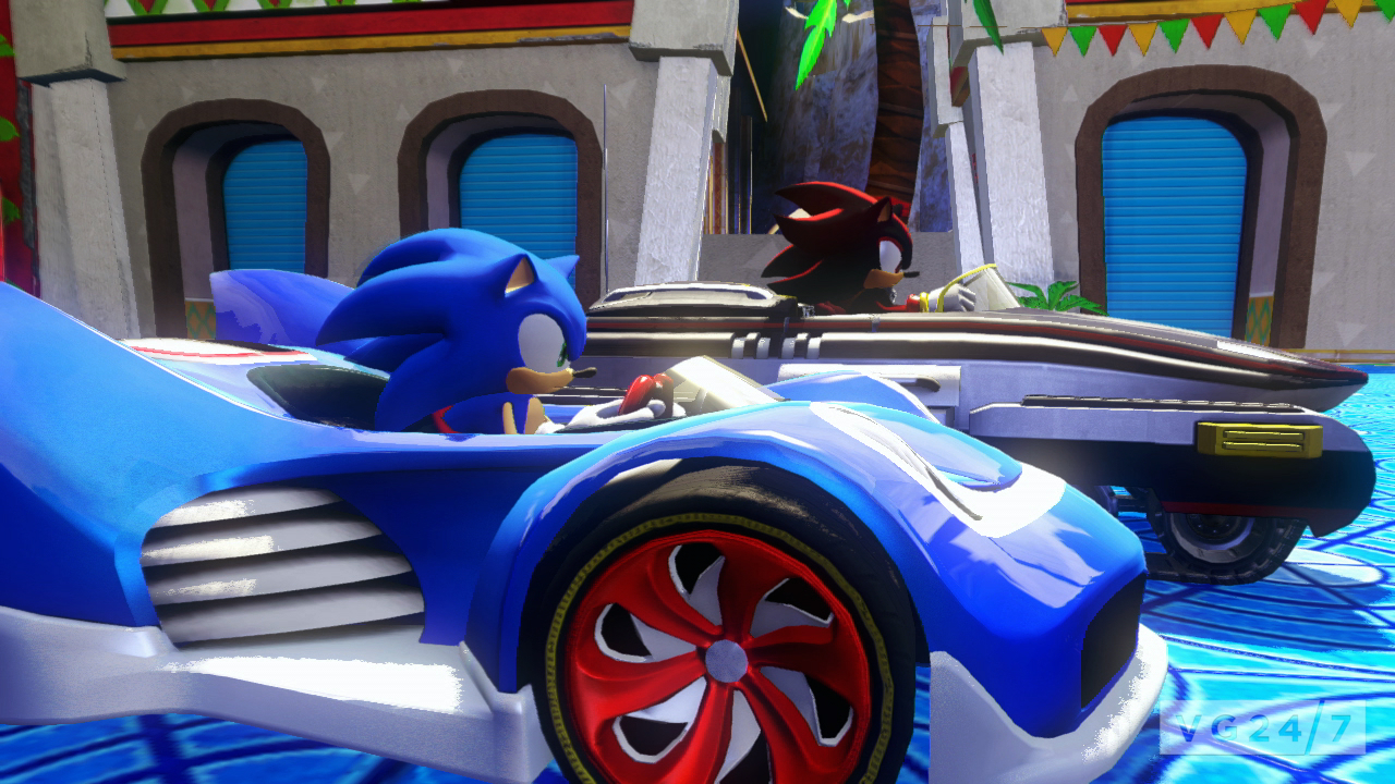 Black Friday Car Deals >> Sonic & All-Stars Racing Transformed trailer features ...