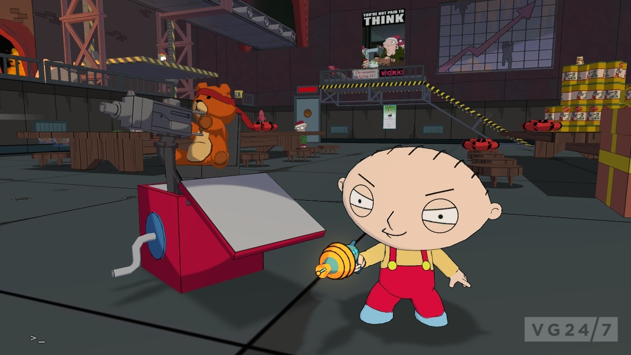 Steam Community :: Family Guy™: Back to the Multiverse