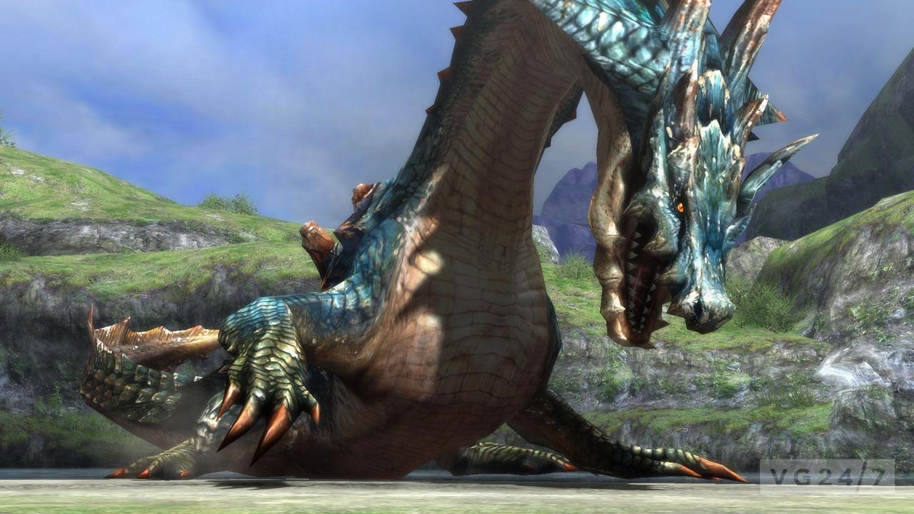 Monster Hunter 3 Ultimate Wii-U or 3DS version? - GameSpot