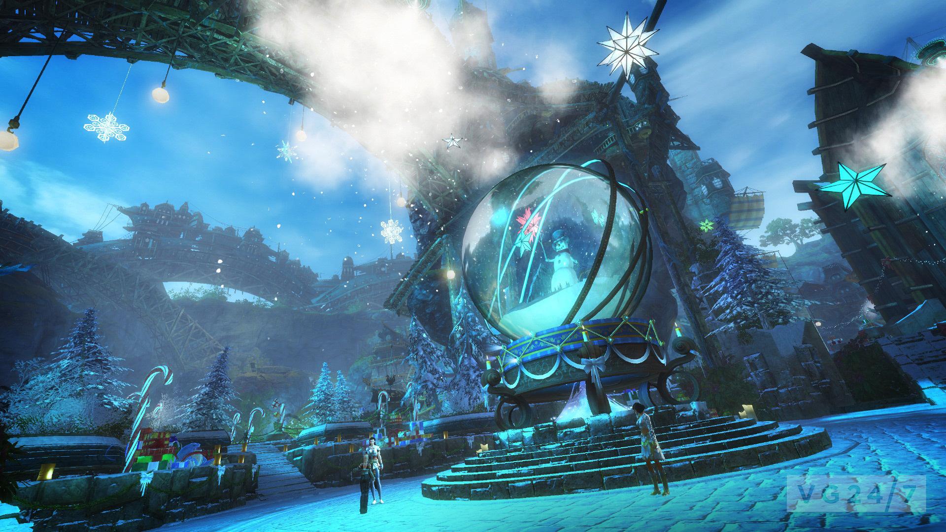 Game Update Notes - Guild Wars