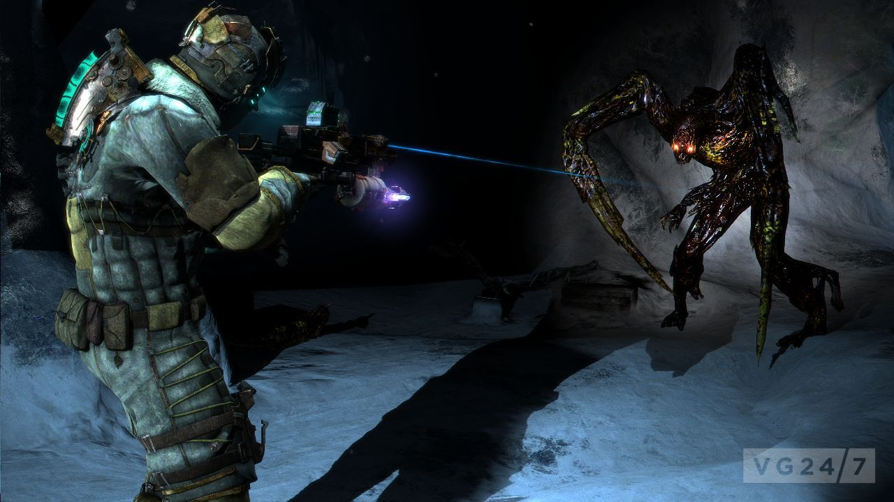dead space 3 co op trailer and screenshots released vg247. Black Bedroom Furniture Sets. Home Design Ideas