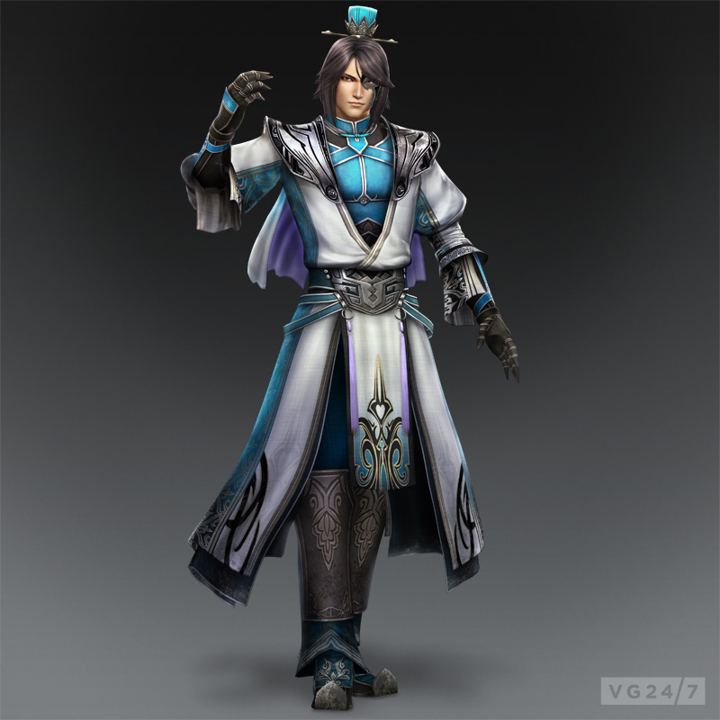 Dynasty warriors 8 is expected on playstation 3 in japan in february