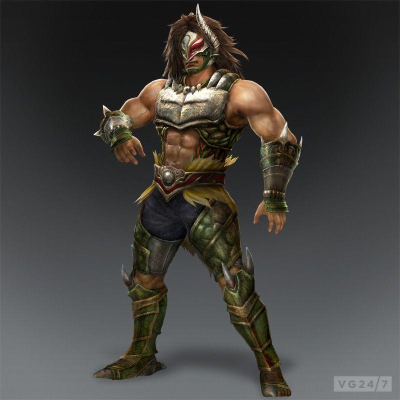Dynasty Warriors 8 screens show three Shu characters | VG247