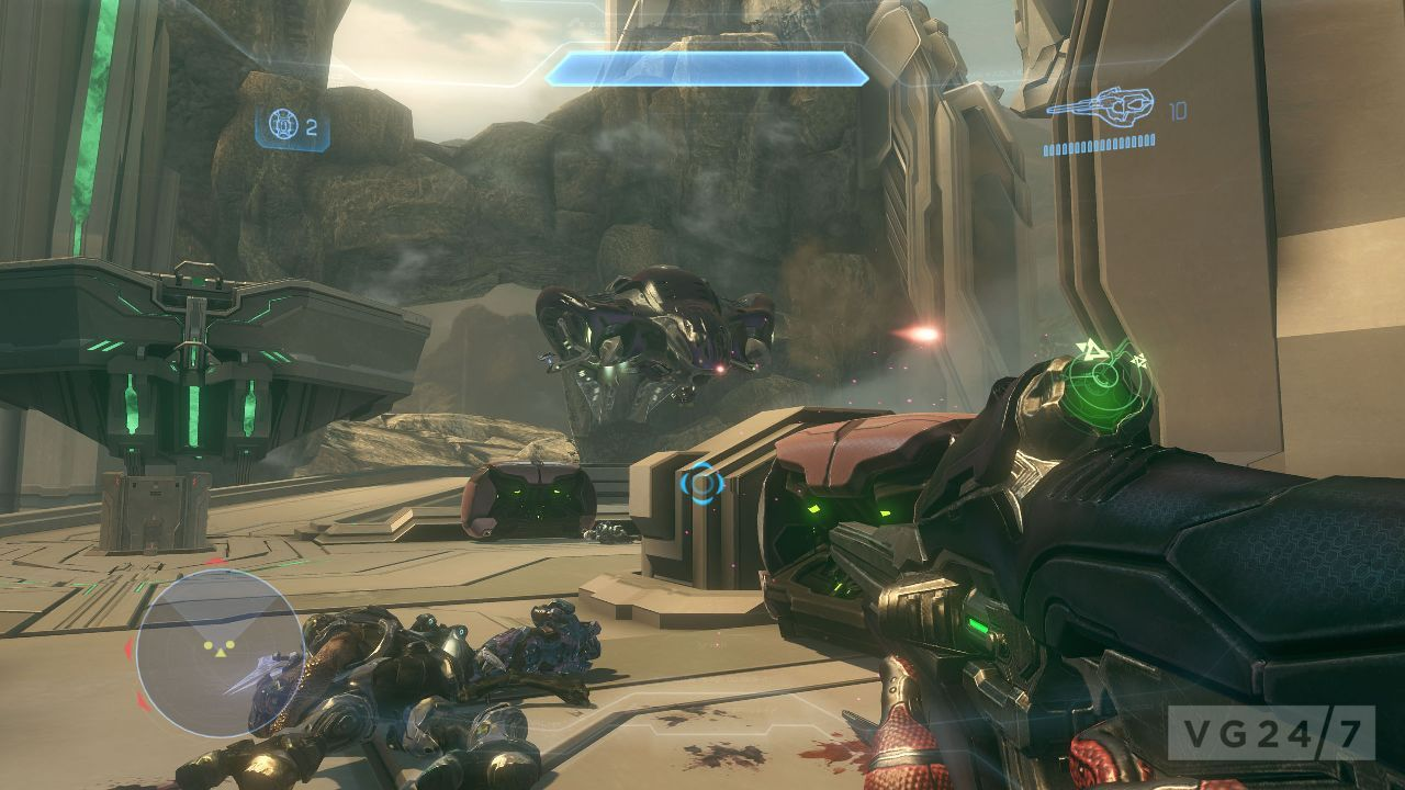 Halo 4: Spartan Ops – Episode 6 screenshots, trailer released
