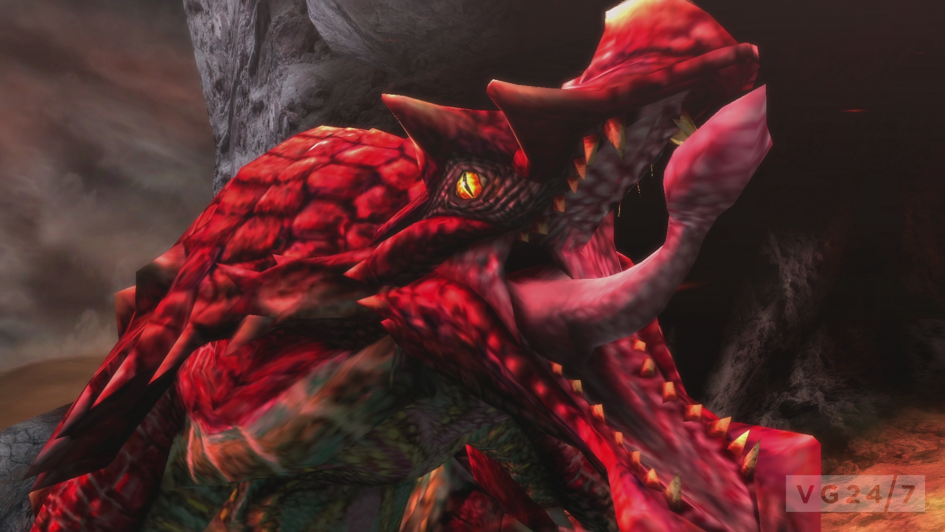 Monster Hunter 3 Ultimate's new enemies include Volvidon and Lagombi - VG247