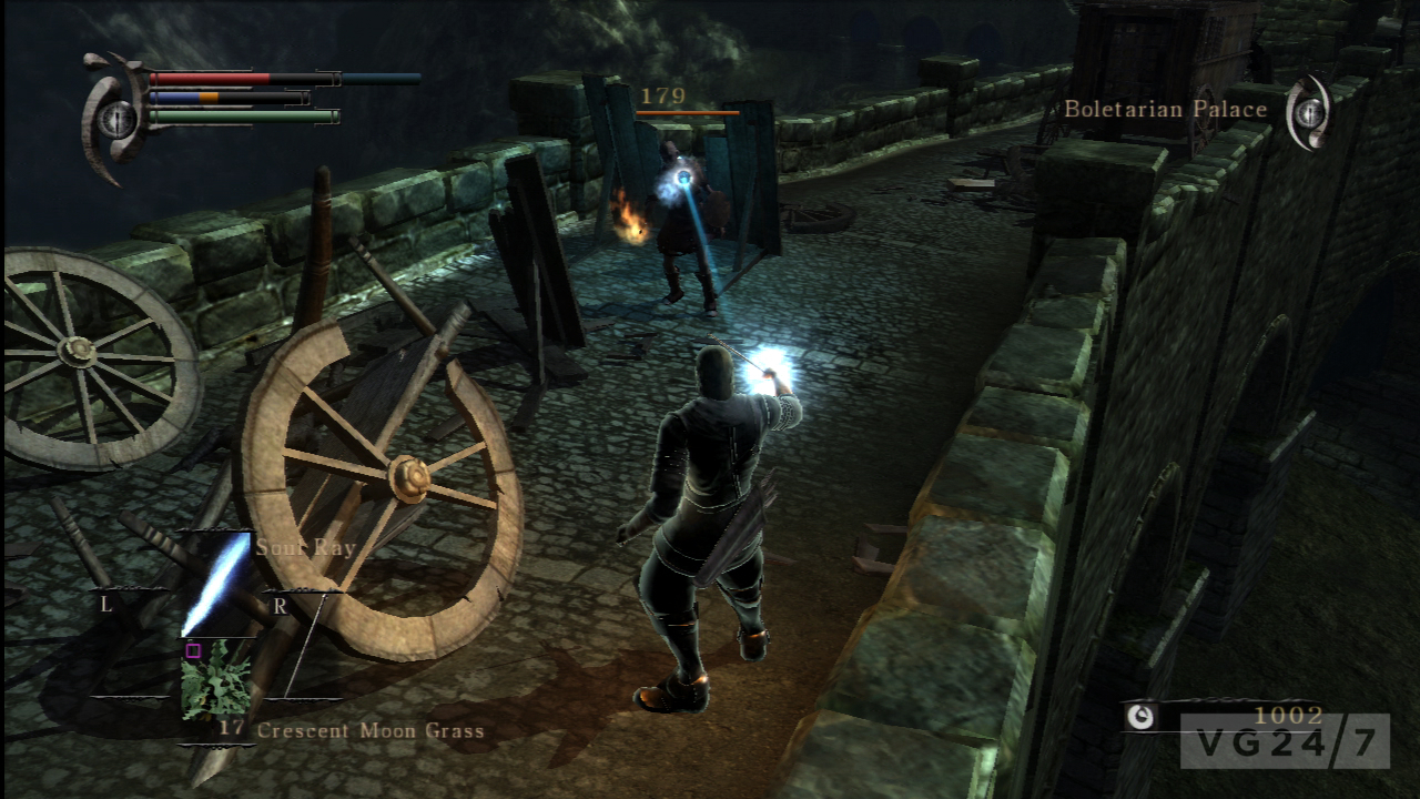 Demon's Souls screenshots celebrate the game's PS3 release ...