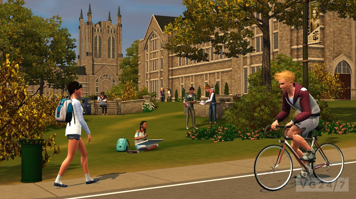 The Sims 3 University Life - Official EA Site