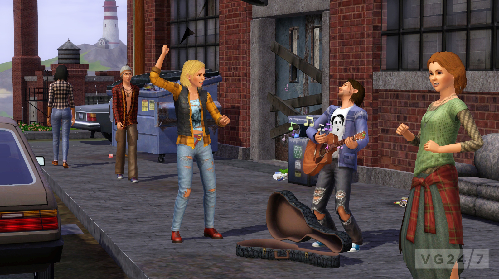 The sims 3 70s 80s and 90s stuff pack lands on pc mac for House music 80s 90s
