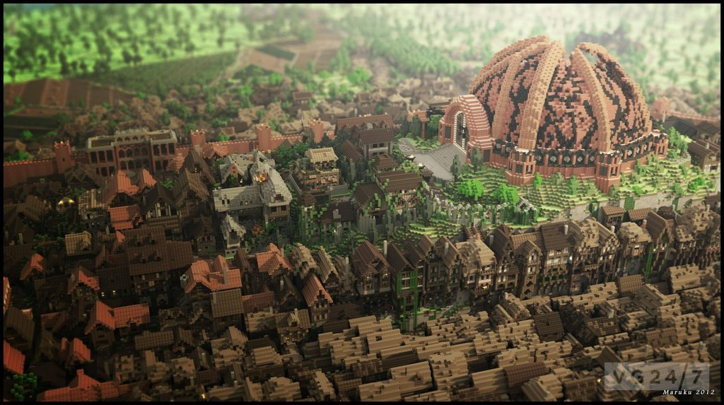 WesterosCraft: Game of Thrones Minecraft project is a ...
