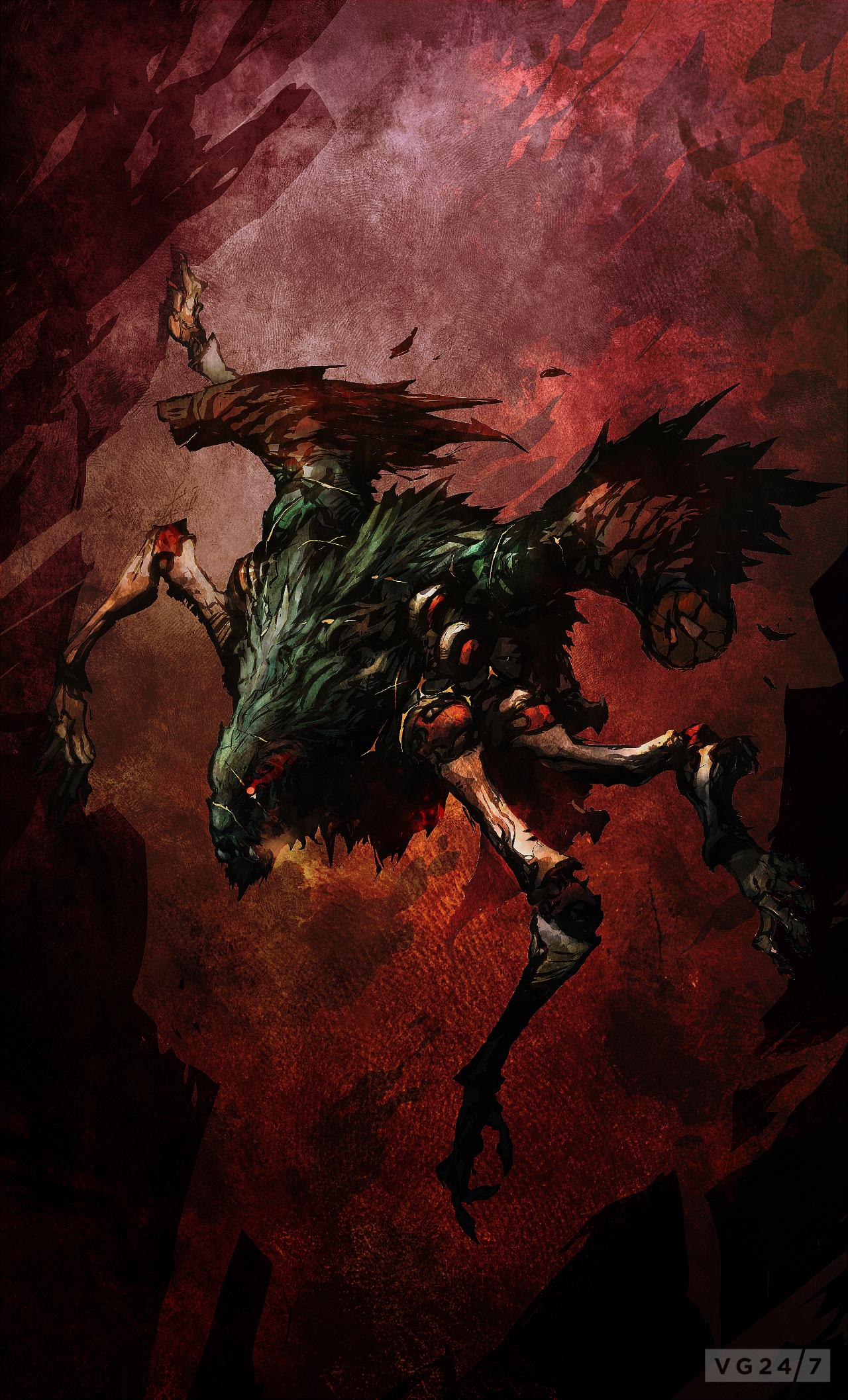 Castlevania Mirror Of Fate New Screens Amp Art Show Combat