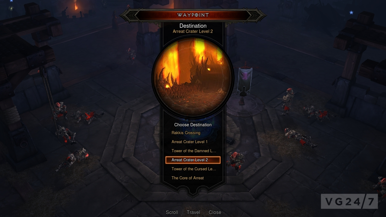 Diablo 3 Ps3 Screens Surface Ps4 Details Shared Vg247