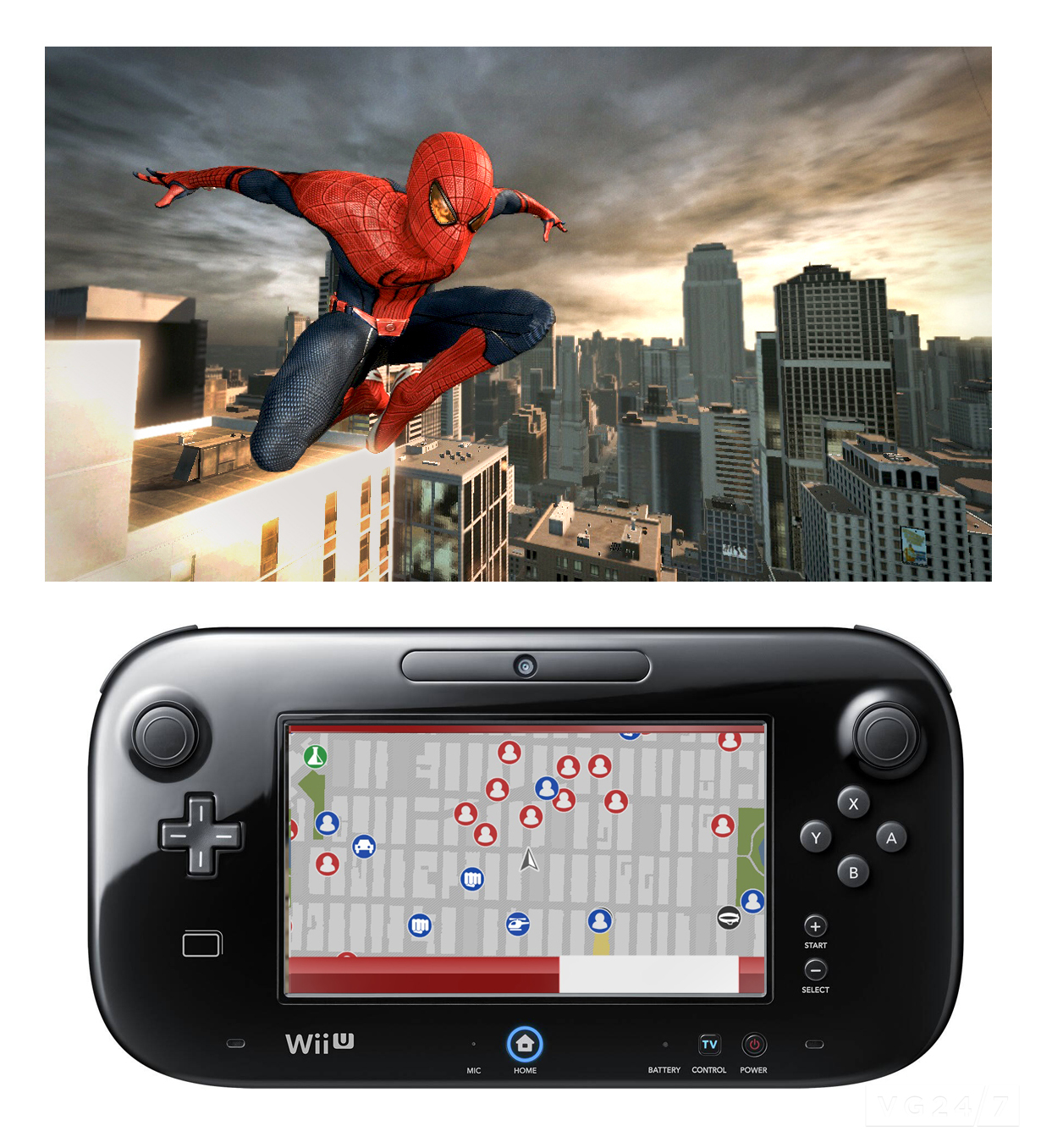Amazing Spider Man Ultimate Edition Dated For Wii U Vg247