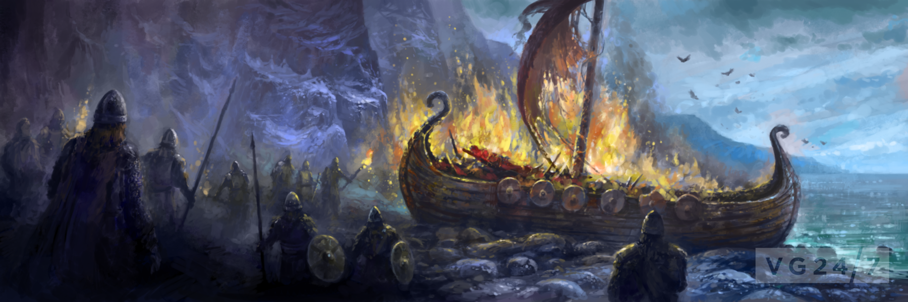 Crusader Kings 2 The Old Gods Announced Expansion Due Q2