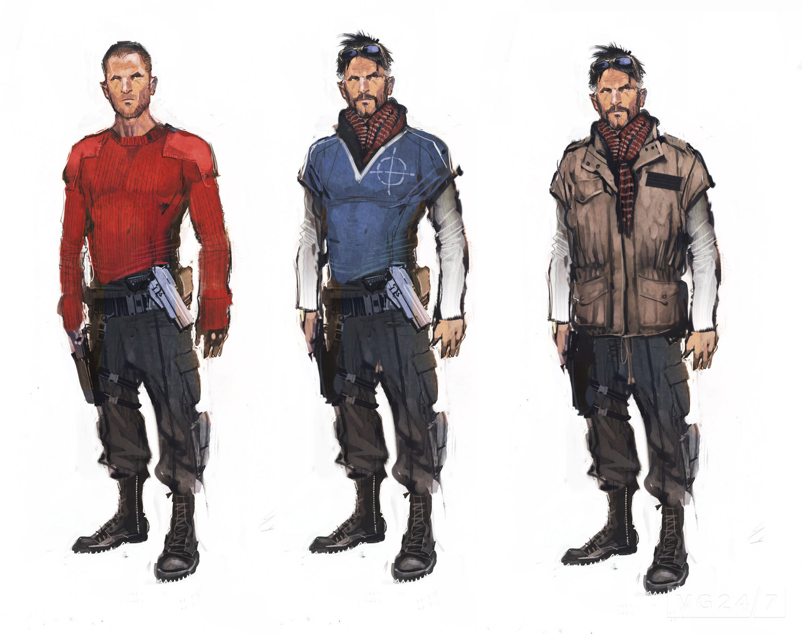 Quot Heist Quot Concept Art From Sony Liverpool Appears Online