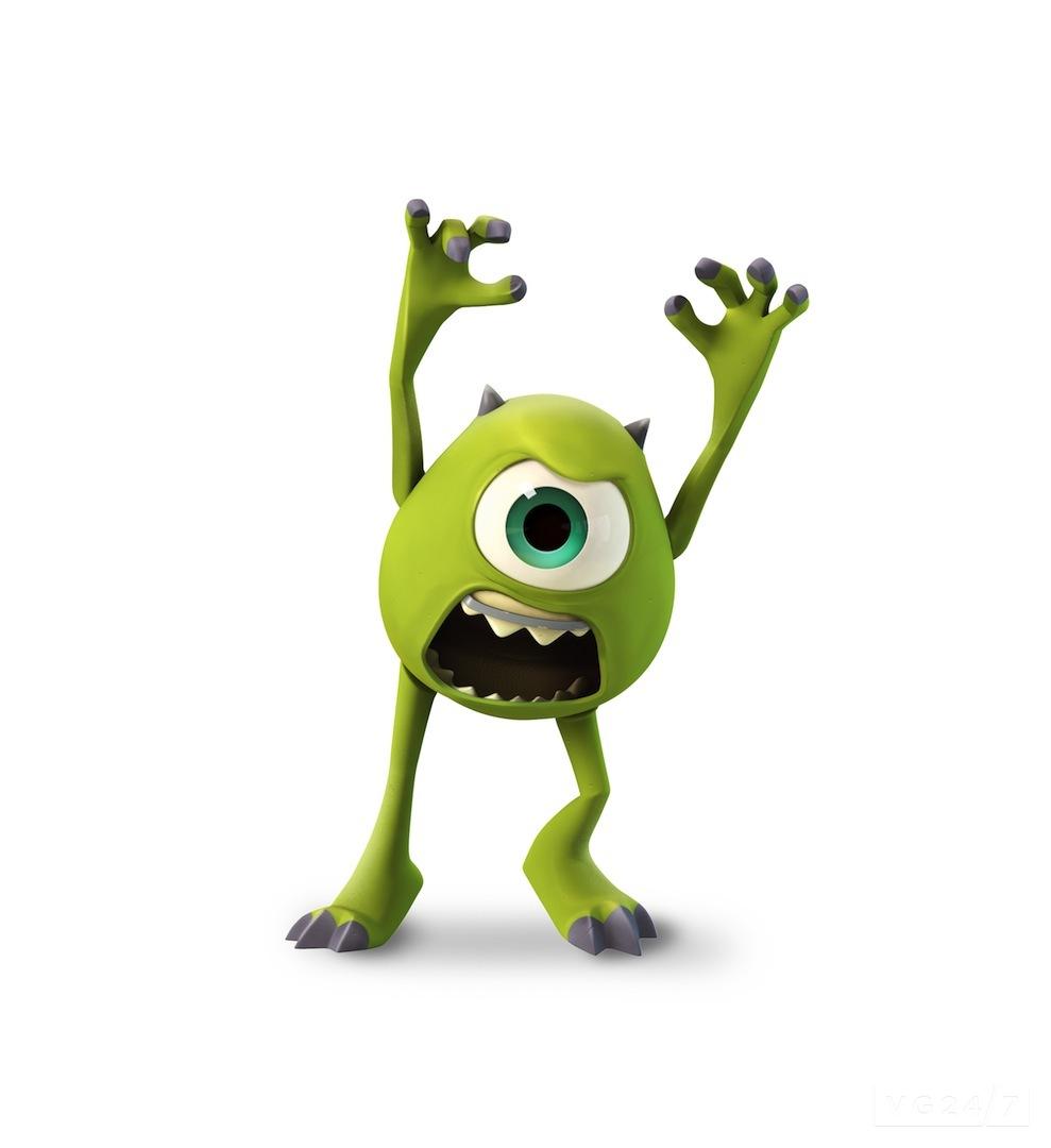 Disney Infinity Screens Show Off Monsters University