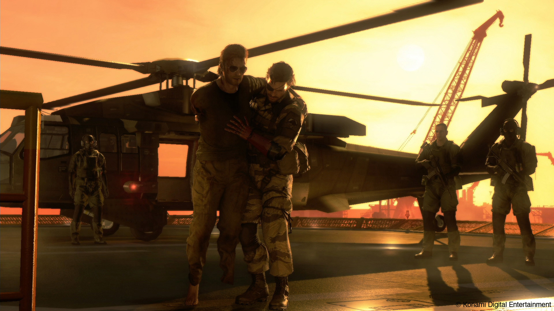 Metal gear solid 5 the phantom pain release date in Melbourne