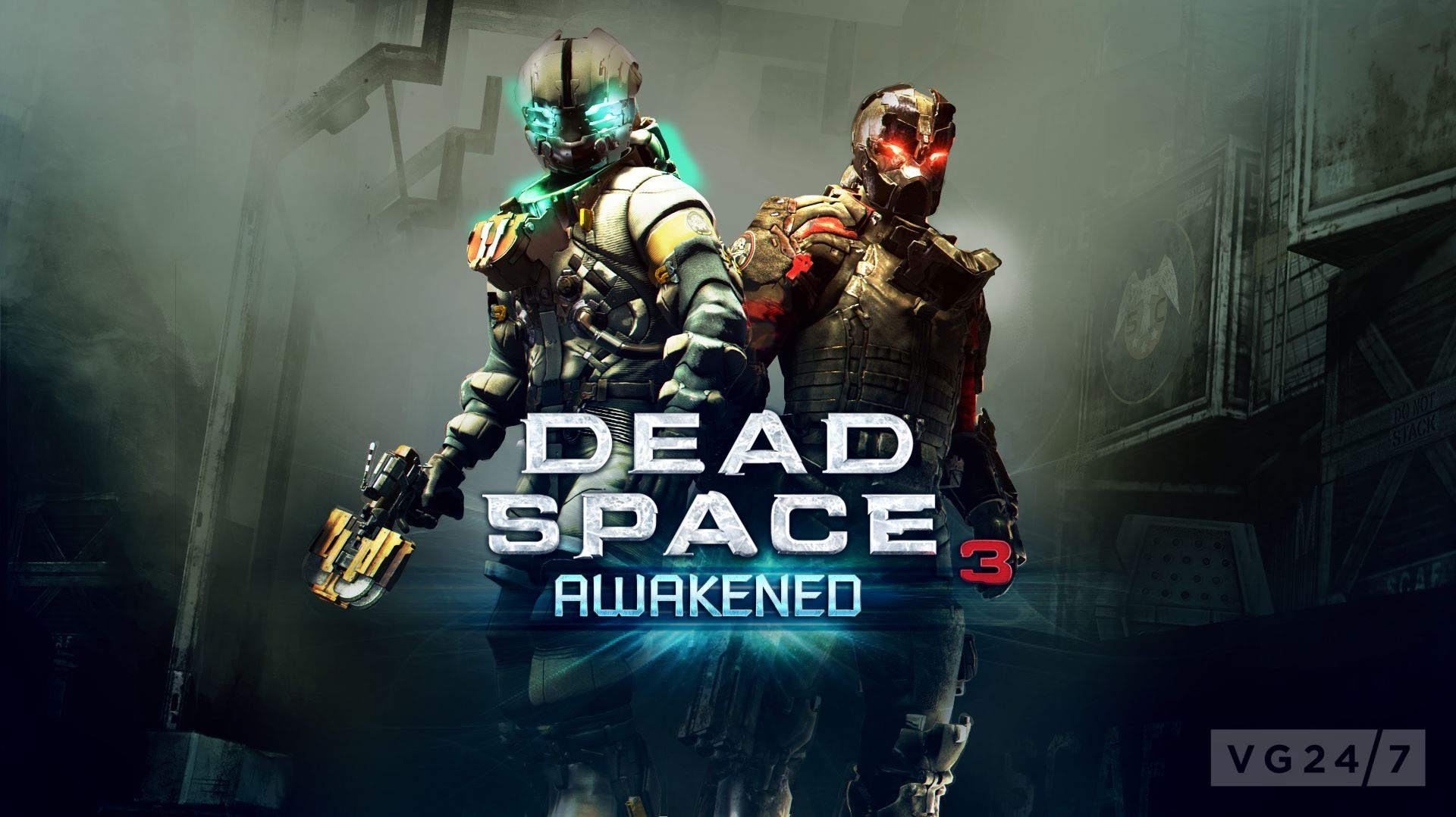 dead space 3 awakened dlc lands march 12th new screens. Black Bedroom Furniture Sets. Home Design Ideas