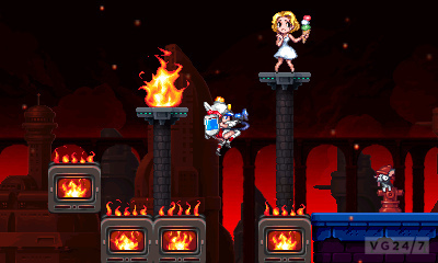 Mighty switch force 2 gif