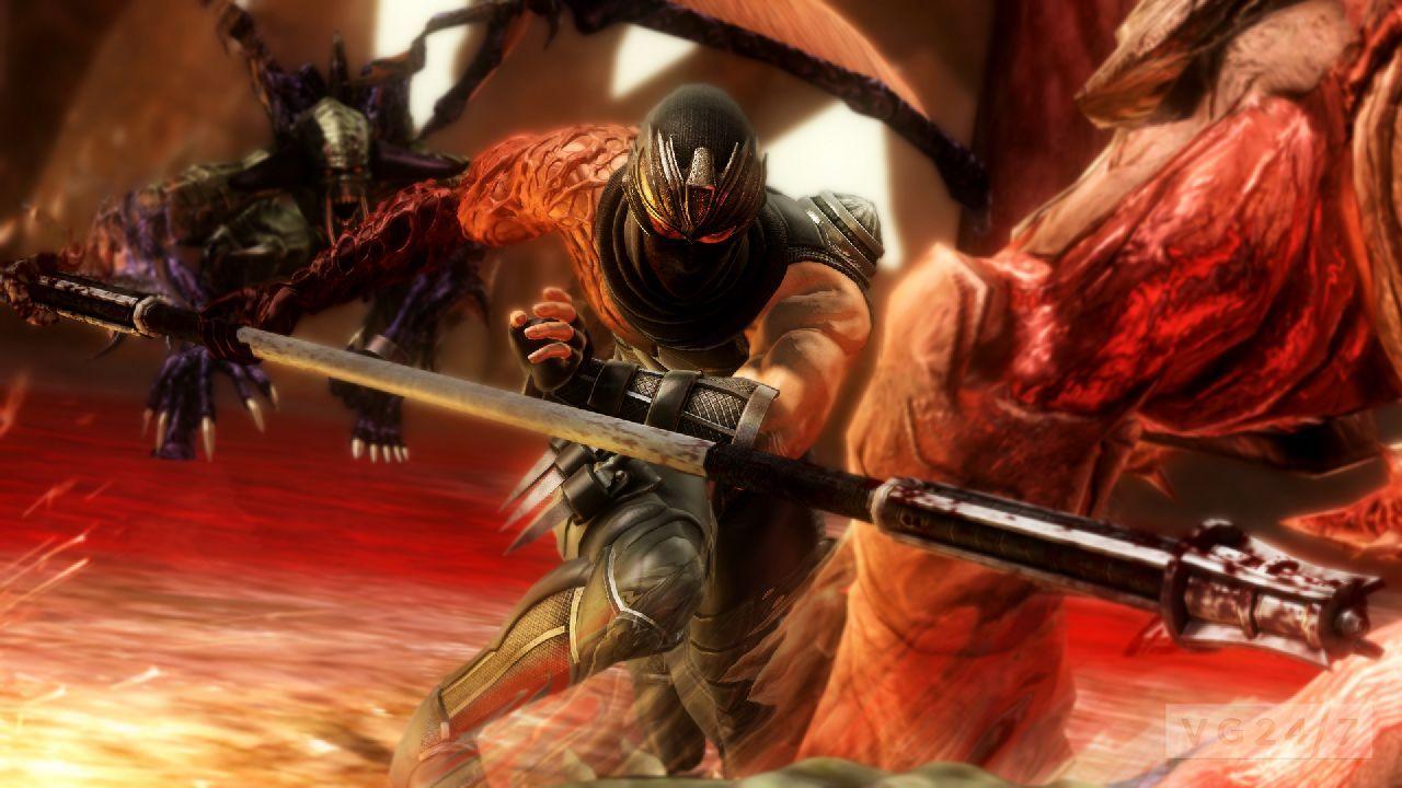 Ninja Gaiden 3: Razor's Edge Has SmartGlass Support On