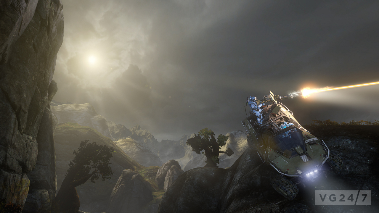 Halo 4 Castle Map Pack Gets New Screens Vg247