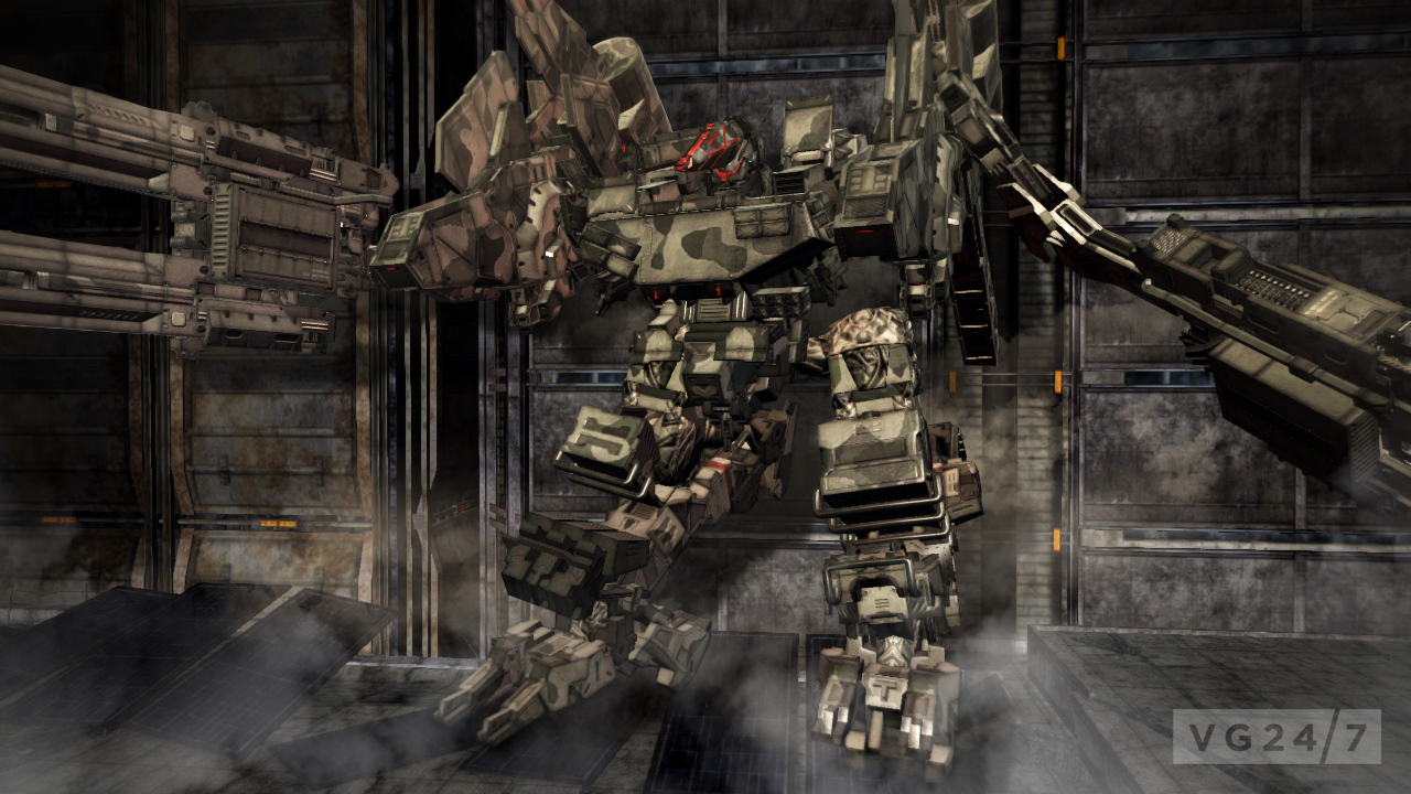 Armored Core Verdict Day Gets Siege Trailer Fresh Screens Vg247