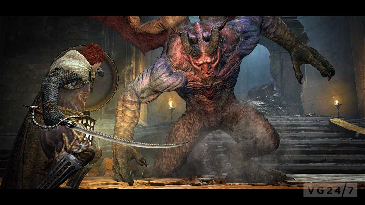 Dragon's Dogma: Dark Arisen PC Gets A Release Date And A 60 FPS ...