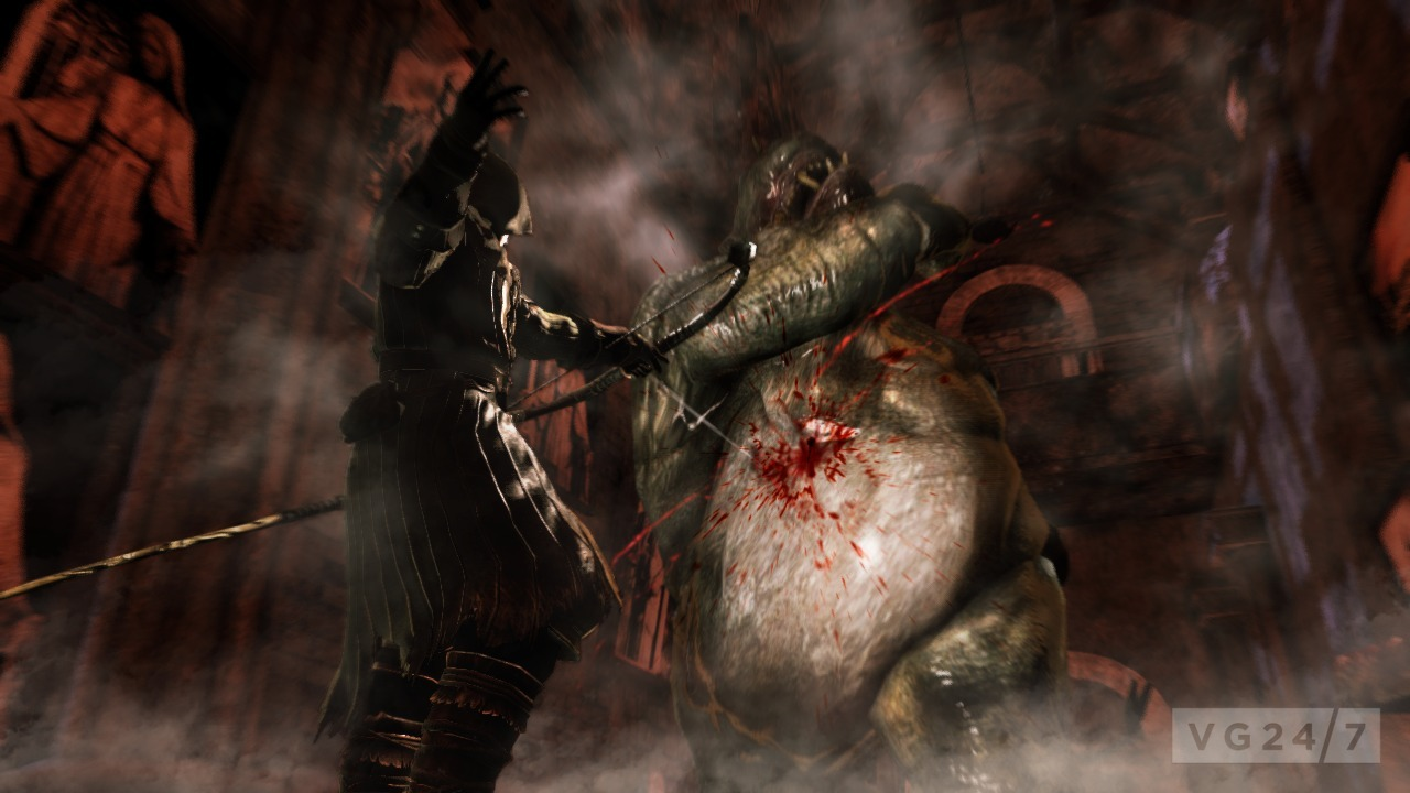 We   ve also got the second Dark Souls 2 cinematic trailer here   and    Dark Souls 2