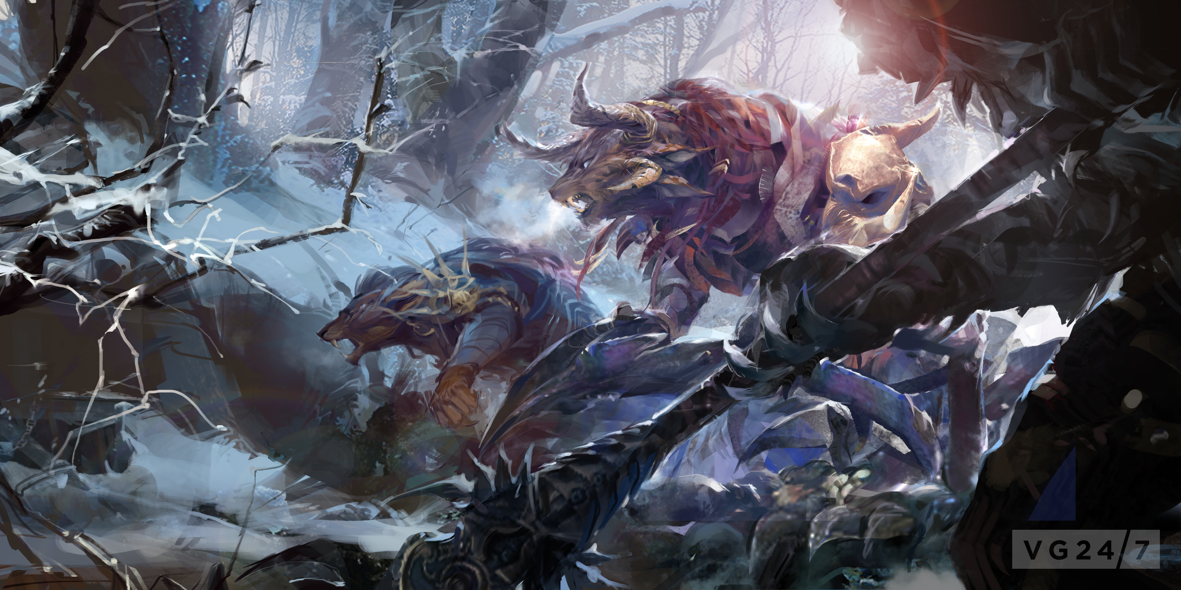 Guild Wars 2 Flame And Frost Screens And Information
