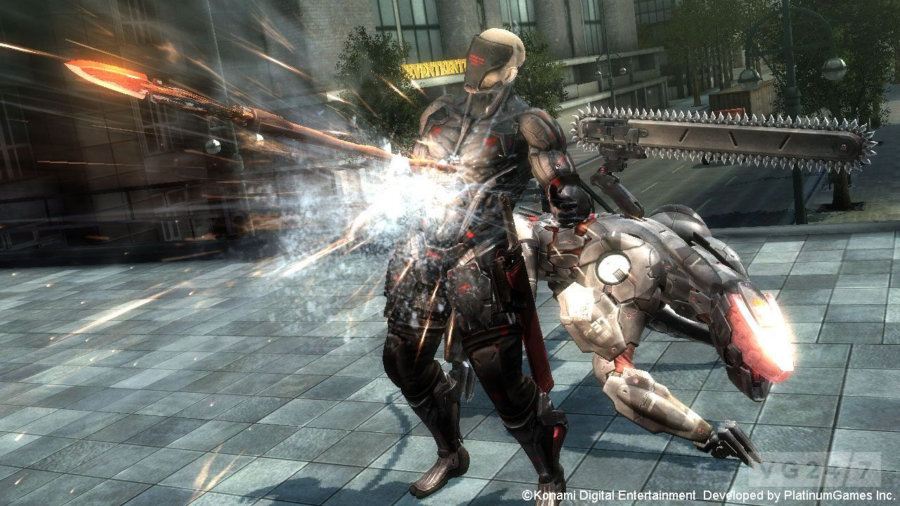 metal gear rising blade wolf dlc out may 9 gameplay