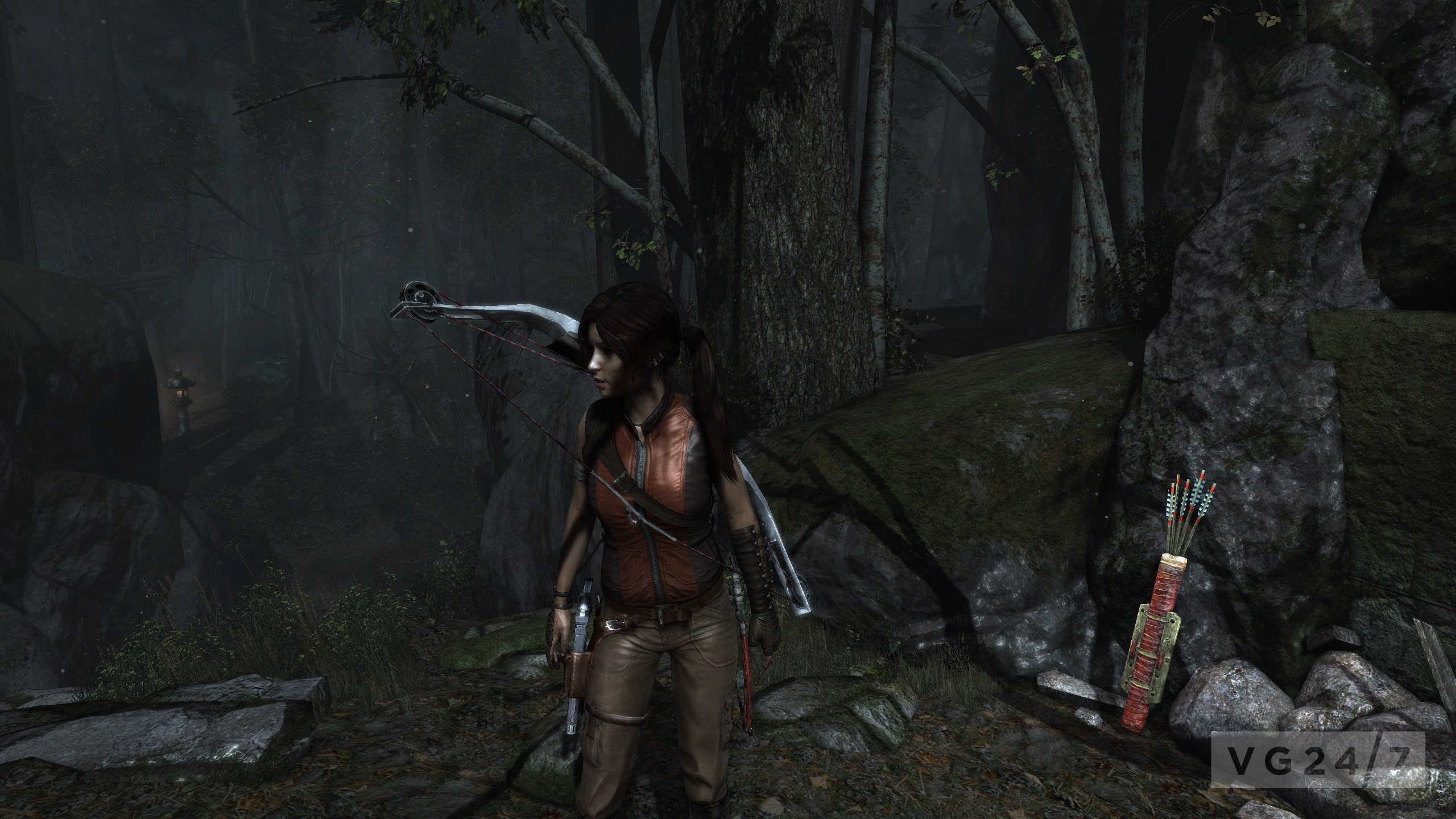 Tomb raider single player dlc outfits potentially leaked see them