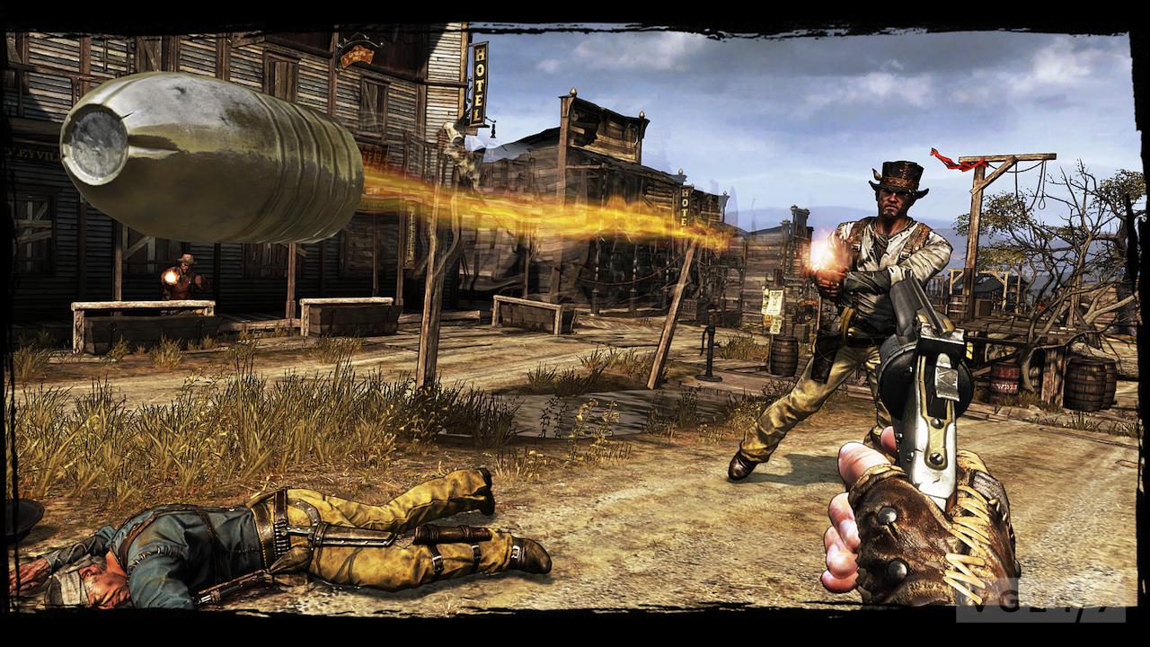 gunslinger game