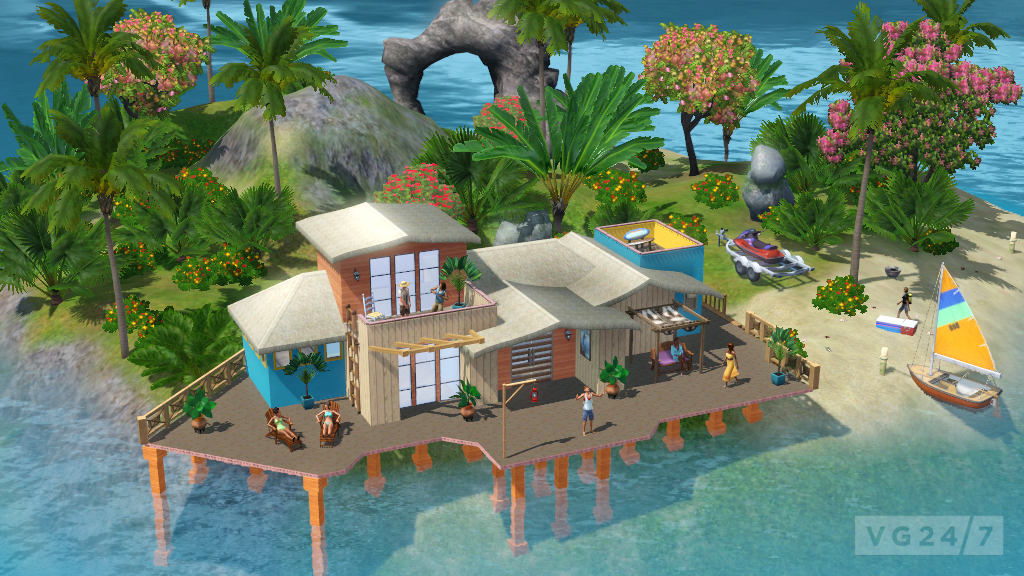 The Sims 3: Island Paradise 2013 pc game Img-4
