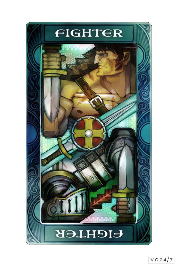 Dragon's Crown Gets New Character Art, Screens & Tarot