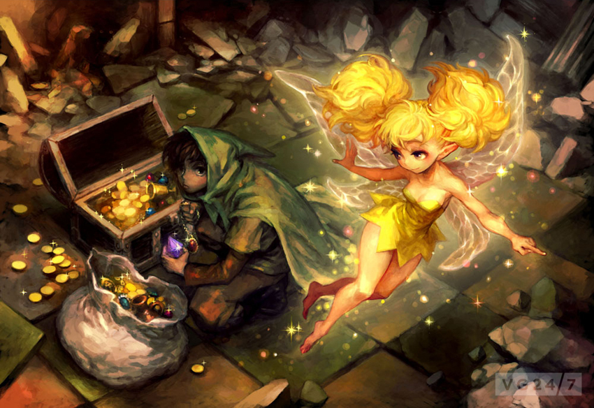 Dragon S Crown Gets New Character Art Screens Amp Tarot