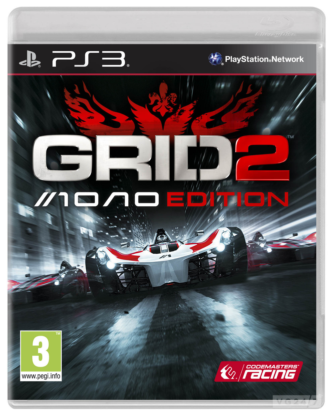Video Game Girl Stock Image Image Of Latina Isolated: GRID 2: £125,000 Mono Edition Comes With An Actual Car