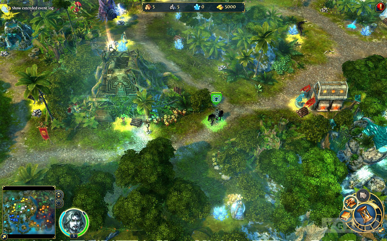 Heroes Of Might Amp Magic 6 Shades Of Darkness Launch