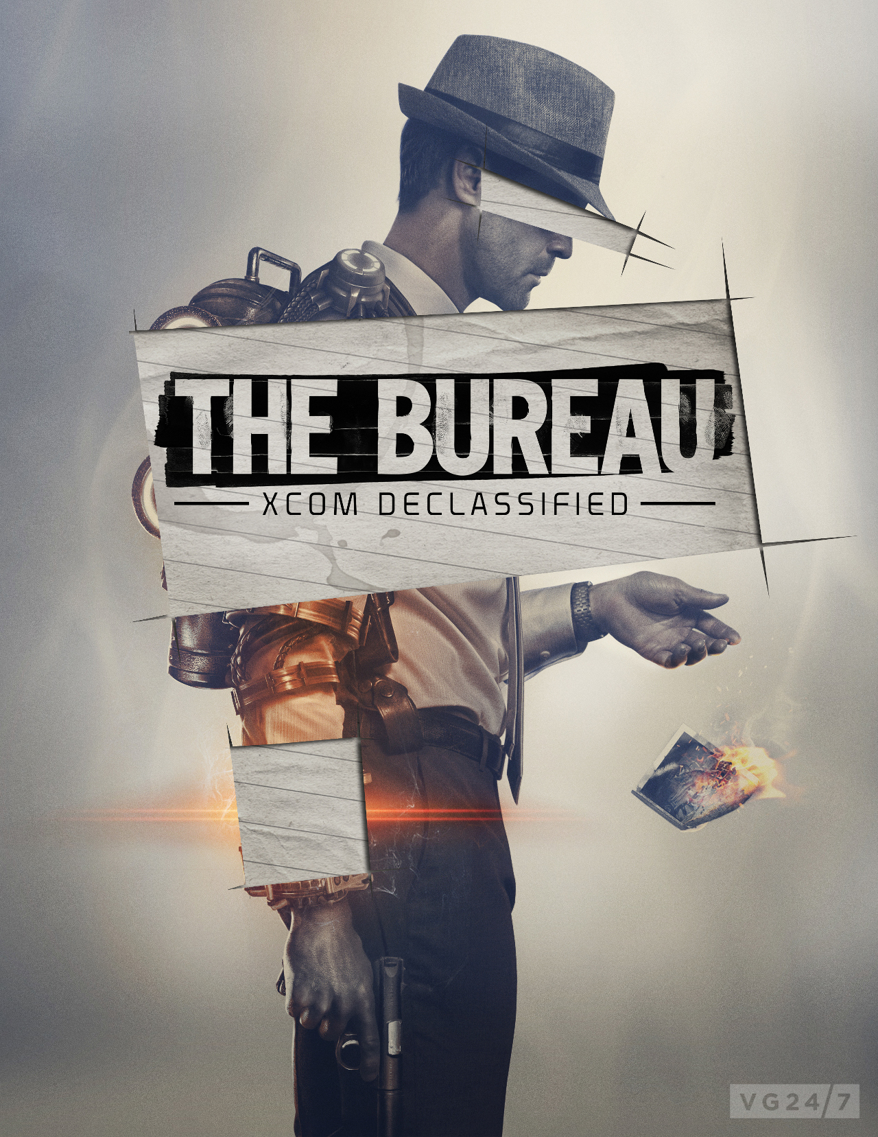 The bureau xcom declassified screens show teamwork for Bureau 13 pc game